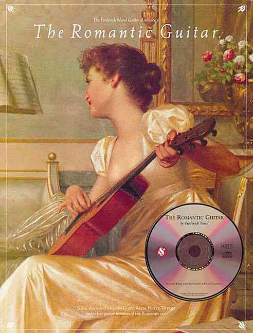 The Romantic Guitar By Noad, Frederick